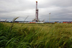 Запасы сланцевого газа в Великобритании в 25 раз больше прогнозов