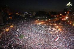Руководство вооруженных сил Египта составило план передачи власти