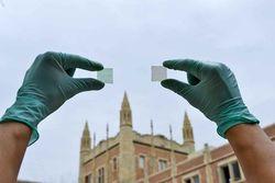 Ученые разработали прозрачные солнечные батареи для окон
