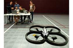 Ученые США сконструировали вертолет, управляемый мыслью