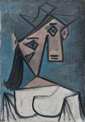 картины Ренуара и Пикассо