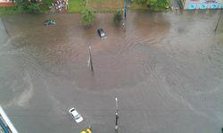 В Одессе очередной потоп