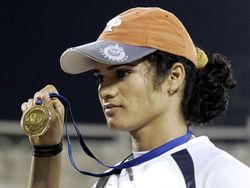 Суд Индии: чемпионка Пинки Праманик - мужчина, обвиняемый в изнасиловании