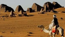 В пустыне Судана археологи нашли десятки ранее неизвестных пирамид