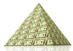 Нацкомфинуслуг назвал признаки финансовых пирамид