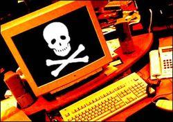 В США предлагают бороться с пиратами с помощью… вирусов