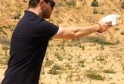 Американец испытал распечатанный на 3Д-принтере пистолет