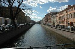 каналы Перербурга