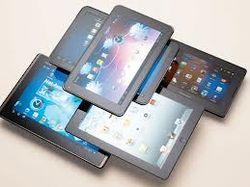 В 2012 г. продажи планшетов в России выросли почти впятеро