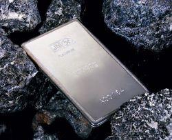 Прогноз на платину в будущем году повышен HSBC