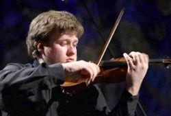 Победитель конкурса скрипачей Андрей Баранов получит 25000 евро