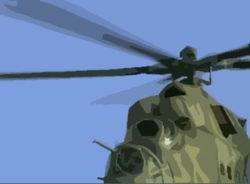 Под Хабаровском разбился военный вертолет