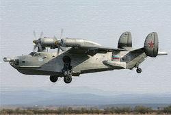 Под Севастополем разбился противолодочный самолет-амфибия ЧФ РФ
