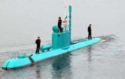 Иран удивил мир бирюзовой подлодкой. Что представляет собой ВМФ Ирана