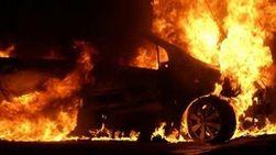 Неизвестные сожгли авто заммэра Ужгорода. ТОП происшествий с чиновниками