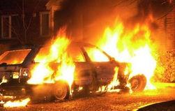 Под Одессой сожгли автомобиль главы местной «Свободы». Самые резонансные поджоги