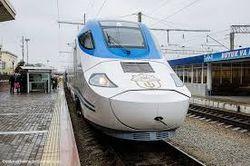 Исполняется два года эксплуатации высокоскоростного поезда в Узбекистане