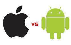 Эксперты о поглощении рынка смартфонов Android и iOS