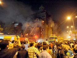 погромы христиан в Египте