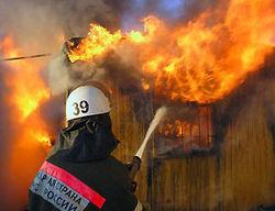 В Подмосковье самоубийца открыл огонь по пожарным