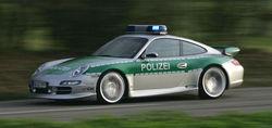 Дорожная полиция Германии