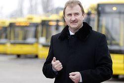 В Киев прибывают новые троллейбусы и автобусы