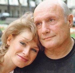 Александр Пороховщиков с женой