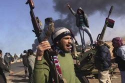 Сирийские повстанцы добрались до складов с химическим оружием