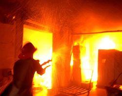 На заводе ЛУКОЙЛ в Перми произошёл пожар