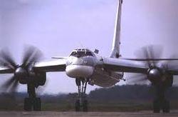В Рязани сгорел стратегический Ту-95, - ремонт стоил 300 млн. рублей