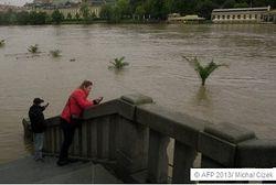 Потоп в Чехии: погибли 5 человек, пропала группа спасателей