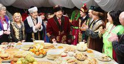 поздравление с Наурызом от Назарбаева