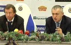 Президент «Динамо» - об увольнении Семина и о новом тренере