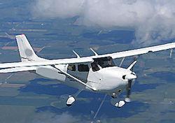 При посадке спортивного самолета в Хорватии пострадал 1 человек