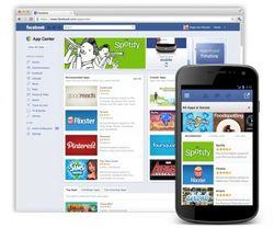 Facebook – самое популярное приложение для мобильных устройств