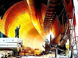 Китай возобновил финансирование стройки самого длинного подводного тоннеля