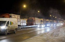 Россияне назвали пробку под Москвой началом «конца света»