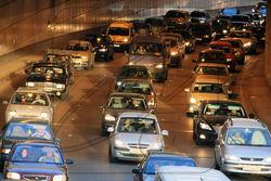 Рождественские сюрпризы: В Киеве – новый рекорд пробок на дорогах