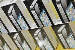 На 1,7 процентов упали мировые продажи мобильных телефонов в 2012 году