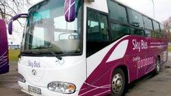 В Киеве резко подорожал проезд на автобусах в аэропорт «Борисполь»