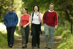 Медики США: час прогулки - 4.5 года дополнительной жизни