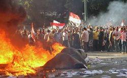 В Египте зарезали снимавшего митинг учителя из США
