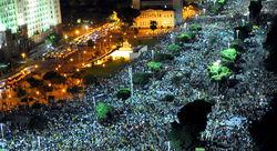 Протесты в Бразилии могут сорвать полуфинал Кубка Конфедераций по футболу