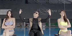 В Одноклассники новый клип PSY Gentleman назвали менее удачным