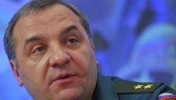 Глава МЧС России Пучков Осколки Челябинского метеорита пока не найдены