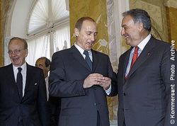 Та встреча Путина с Крафтом