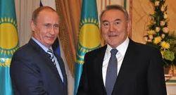 Путин и Назарбаев нашли решения по вопросам Байконура