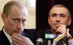 Путин об освобождении Ходорковского – не в ущерб правопорядку