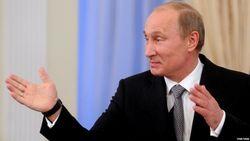 В СМИ развеяны все сомнения о здоровье Путина