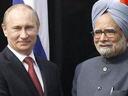 После визита Путина Индия закупит у РФ оружия на 2,6 миллиардов